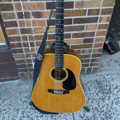 Vintage 1970 Martin D28 Acoustic Guitar - Owned By Chip Taylor for sale
