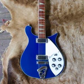 Rickenbacker 620 Midnight Blue 2002