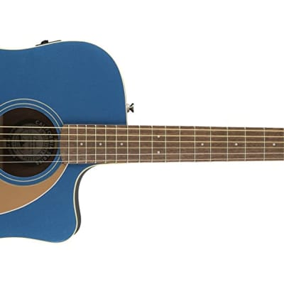Fender Redondo Player, Walnut Fingerboard, Belmont Blue for sale