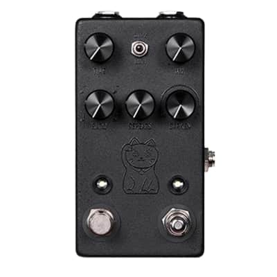 JHS Lucky Cat Delay Pedal - Black for sale