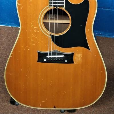 The Grammer Guitar G-10 1960s Natural