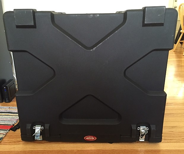 ab82084234 SKB 710 Amp Utility Vehicle Road Case for 2x12 Combo's   Reverb