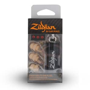 Zildjian ZPLUGSL HD Earplugs - Light