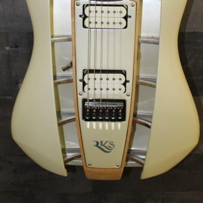 RKS Stratocaster 2004 Ocean Pearl for sale