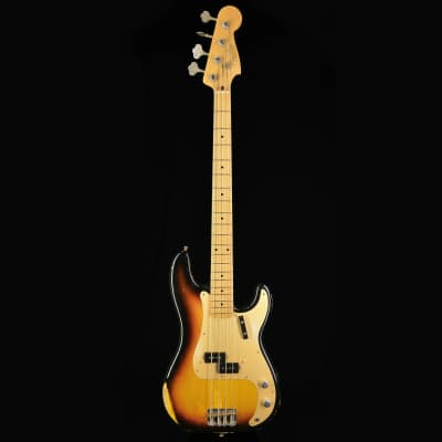 Fender Custom Shop '58 Precision Bass Relic