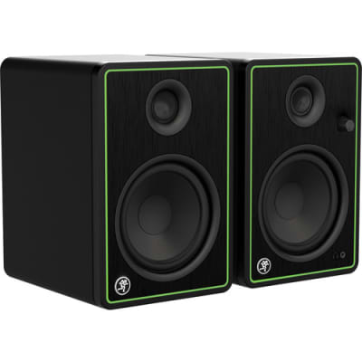 "Mackie CR5-XBT (Pair) 5"" Multimedia Monitors with Bluetooth¨ (Pair)"