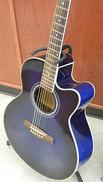 ibanez ael20e tbs 6 string acoustic electric guitar with case reverb. Black Bedroom Furniture Sets. Home Design Ideas