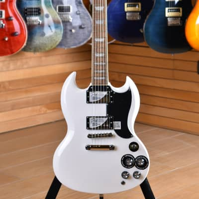 Epiphone G-400 Pro SG Alpine White for sale