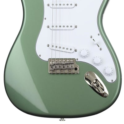 PRS Silver Sky Electric Guitar - Orion Green with Rosewood Fingerboard
