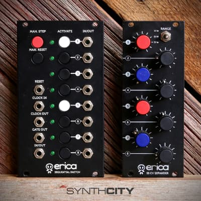 Erica Synths Sequential Switch / Expander V1