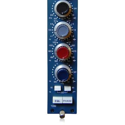 BAE 1032 Module | Single Channel Mic Pre + EQ