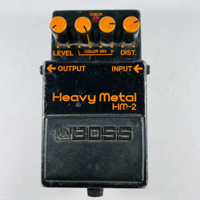 Boss HM-2 Heavy Metal Distortion Pedal *Sustainably Shipped*