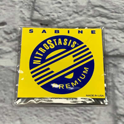 Sabine 9-42 Premium Electric Nickel Guitar Strings