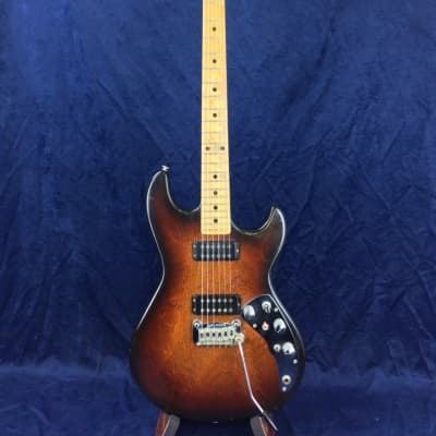 G&L F100 Series II Circa 1981 Electric Guitar in Brown Burst for sale