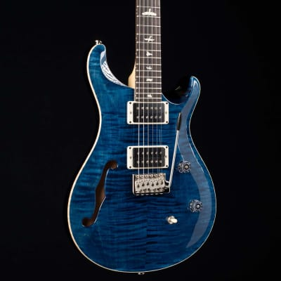 PRS CE24 Semi-Hollow Whale Blue 670