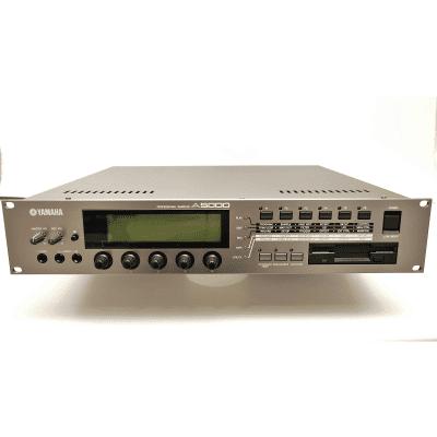 Yamaha A5000 Professional Sampler