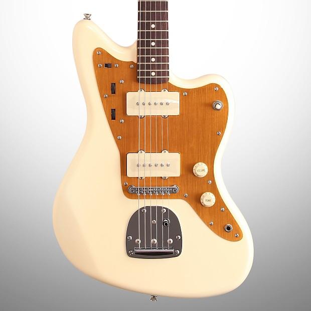 squier j mascis jazzmaster electric guitar zzounds reverb. Black Bedroom Furniture Sets. Home Design Ideas