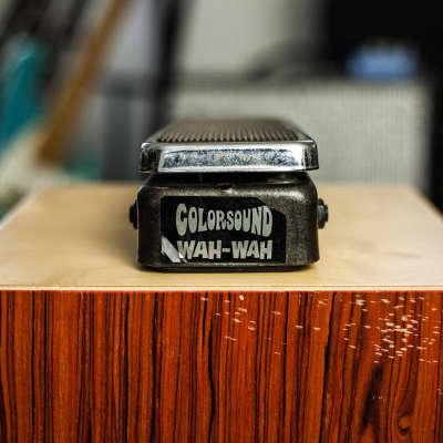 Colorsound Wah-Wah (Vintage) for sale