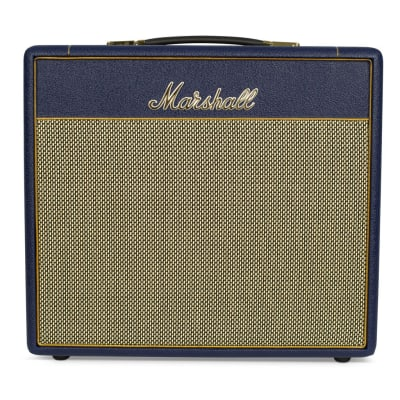 """Marshall Limited Edition SV20C 1x12"""" 20W Combo - Navy Blue"""