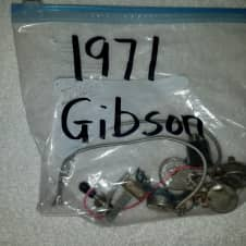 Gibson  Wiring Harness  1971 Original