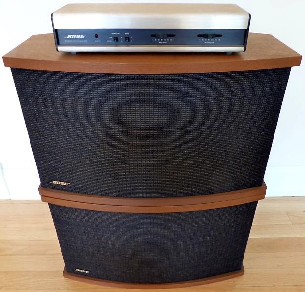 vintage bose 901 speakers. vintage bose 901 series v super clean speakers