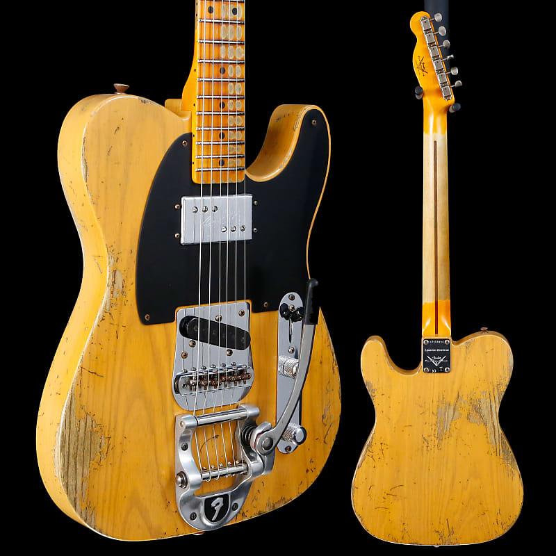 Fender Custom Shop CuNiFe Heavy Relic Tele