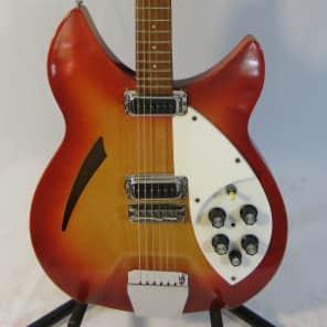 Rickenbacker 335 Fireglo 1967