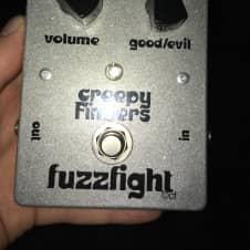 Creepy Fingers Fuzzfight PTP Germanium Fuzzrite Clone Pedal