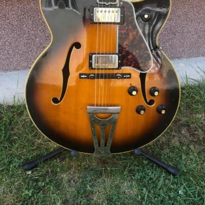 "Gibson ""Original 1968 Super 400 CES Sunburst with Florentine Cutaway,original hardcase"""