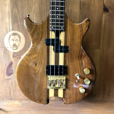 80's O'Hagan Nightwatch Bass w/Case - Free Shipping! for sale