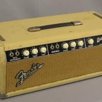 Fender Bassman Head 1963 Blonde image