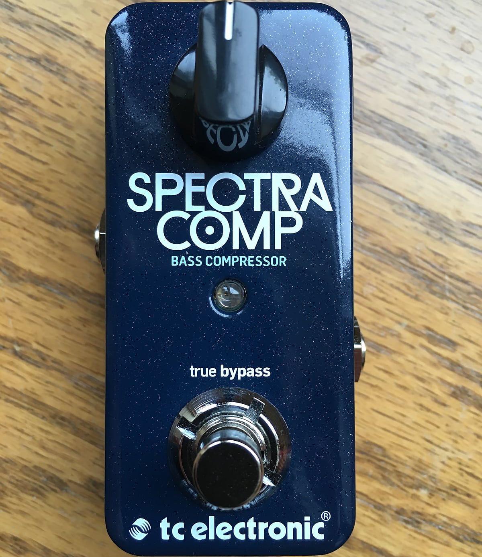 tc electronic spectracomp bass compressor pedal reverb. Black Bedroom Furniture Sets. Home Design Ideas