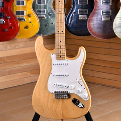 Fender Stratocaster Classic Series '70 Maple Neck Natural for sale