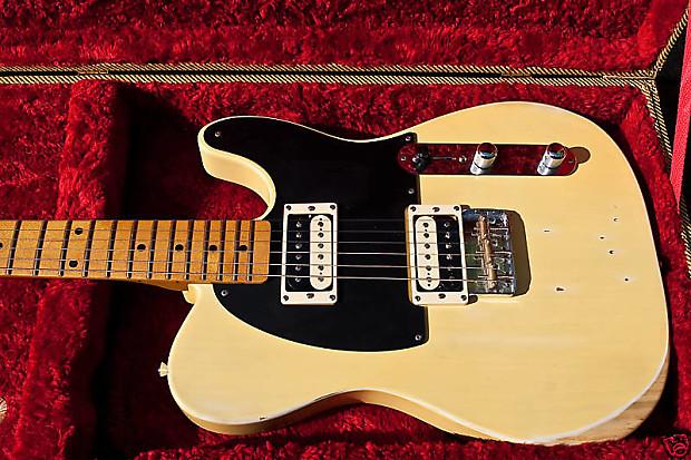 ESP Edwards E-TE-118 Relic Jeff Beck Tele-Gib Replica Fender | Reverb