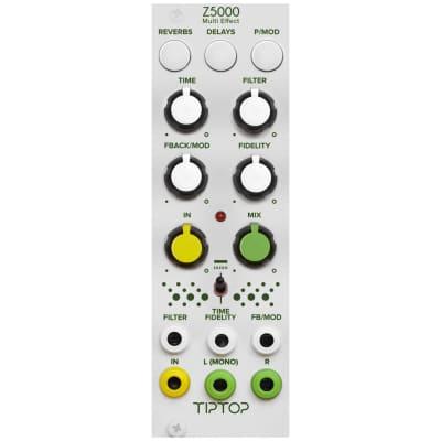 Tiptop Audio Z5000 Multi Effect Module - White