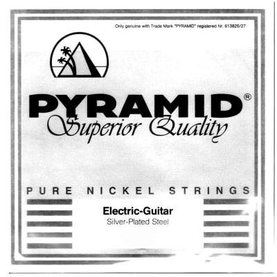 Pyramid 013 Plain Electric Single String