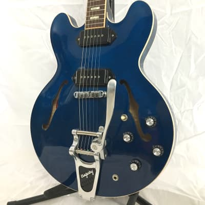 Gibson ES-330L Custom Shop Beale St. Blue for sale