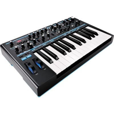Novation Bass Station II Monophonic Analog Synthesizer