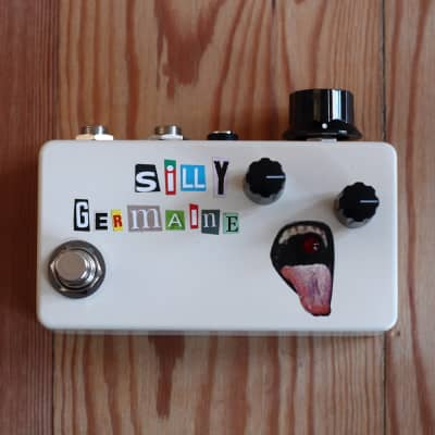 Sonic Fields Silly Germaine Hybrid Fuzz Face (Gene Simmons Edition)