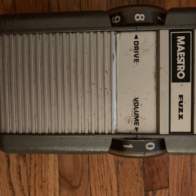 Maestro MFZ-1 Fuzz 1976 for sale