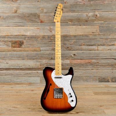 Fender American Vintage '69 Telecaster Thinline Reissue Electric Guitar