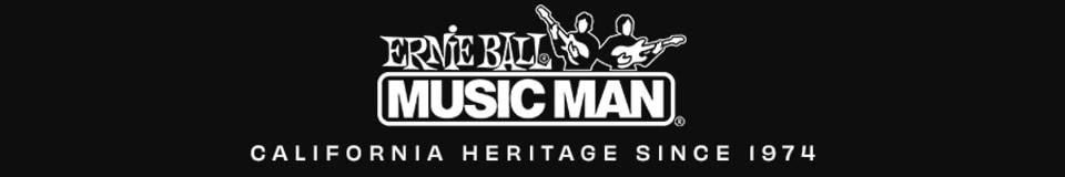 The Official Ernie Ball Music Man Shop