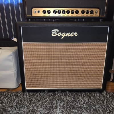 Bogner 212C Closed Back Large Size 2x12