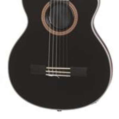 Epiphone CEC Coupe Nylon Acoustic Electric Ebony
