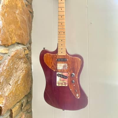 Tsunami Supped up Tele 2012 Natural for sale
