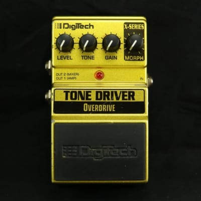 DigiTech X Series Tone Driver Overdrive Pedal for sale