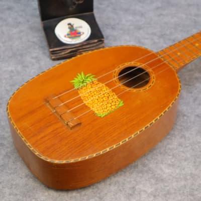 vintage kamaka pineapple s3 soprano ukulele