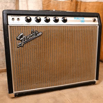 "Fender Princeton ""Drip Edge"" 2-Channel 12-Watt 1x10"" Guitar Combo 1968 - 1969"