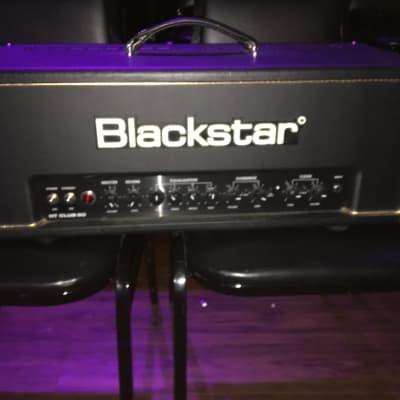 Used) Blackstar HTV-412 Slanted Speaker Cabinet | Reverb