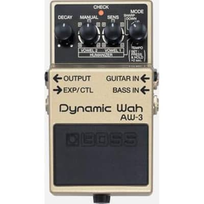 Boss AW-3 Dynamic Wah for sale